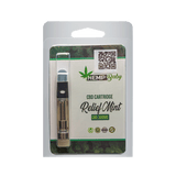 Relief Mint CBD Pre Filled Cartridges 300mg - HempBaby