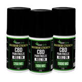 CBD Pain Freeze Roll On 500mg - HempBaby