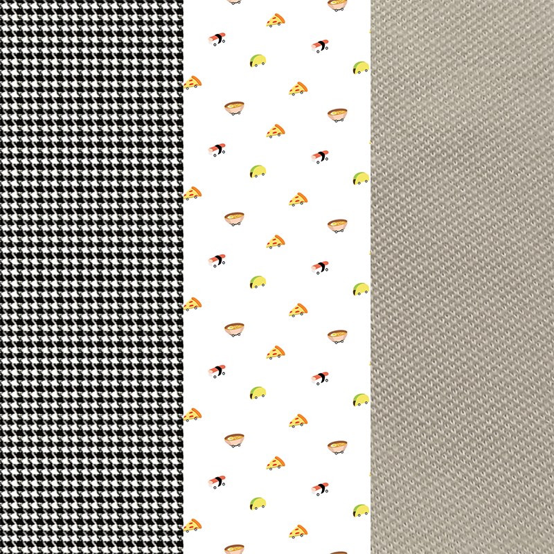 Bonrisu x Meals on Wheels - Neutrals - Color Swatch
