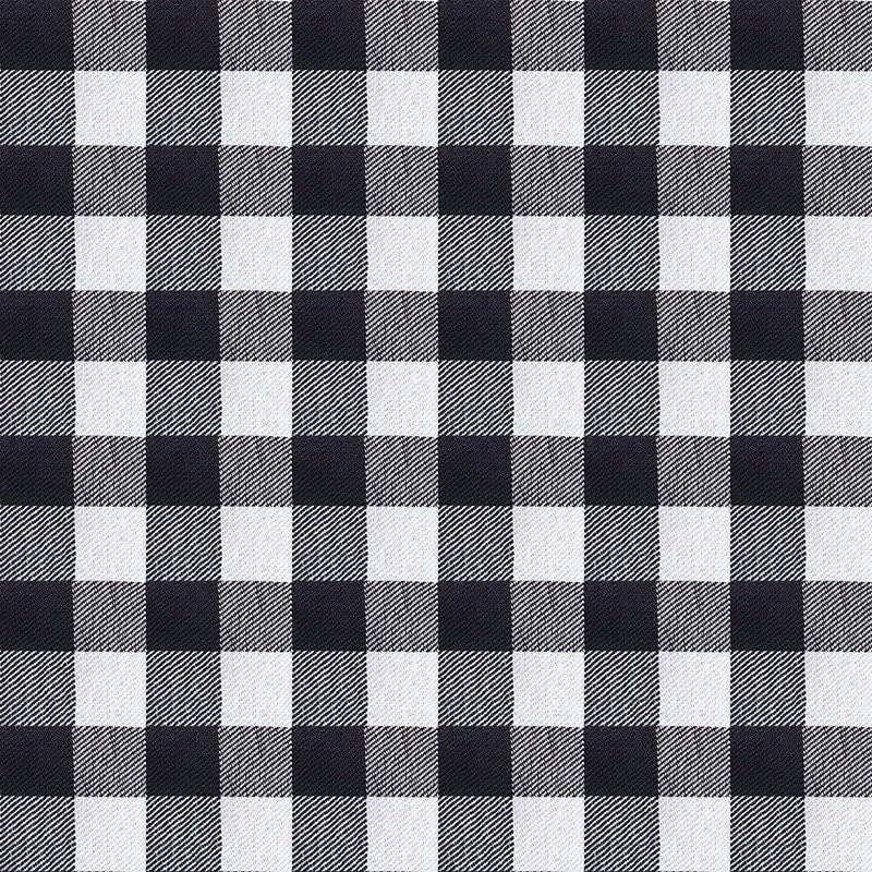 Original Mask - Black Gingham - Swatch