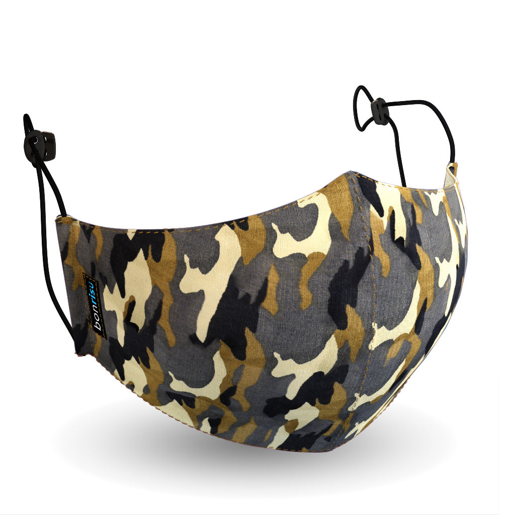 Original Mask - Urban Camo - 3D View