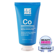 Load image into Gallery viewer, COCOA & COCONUT SUPERFOOD REVIVING HYDRATING MASK 30ML