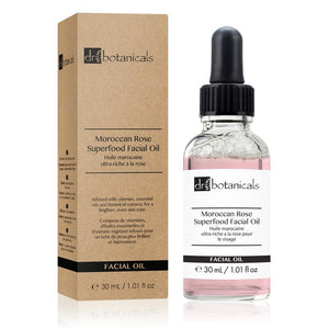 MOROCCAN ROSE SUPERFOOD FACIAL OIL