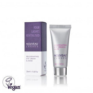 REJUVENATING EYE CREAM & MASK