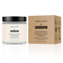 Load image into Gallery viewer, SWEET ALMOND & OATMEAL SENSITIVE CLEANSING EXFOLIATOR