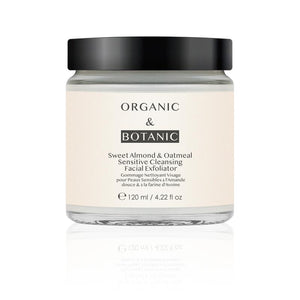 SWEET ALMOND & OATMEAL SENSITIVE CLEANSING EXFOLIATOR