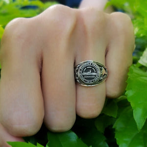 Zamorano class ring Z5 model