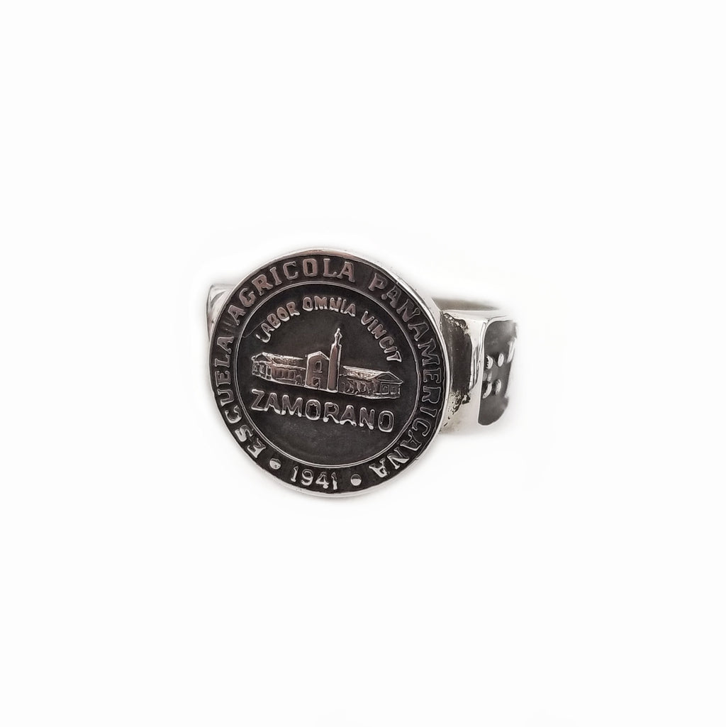 Zamorano class ring P1 model