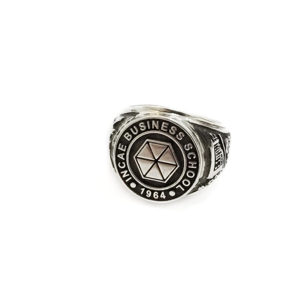 INCAE class ring I2 model FOR HER