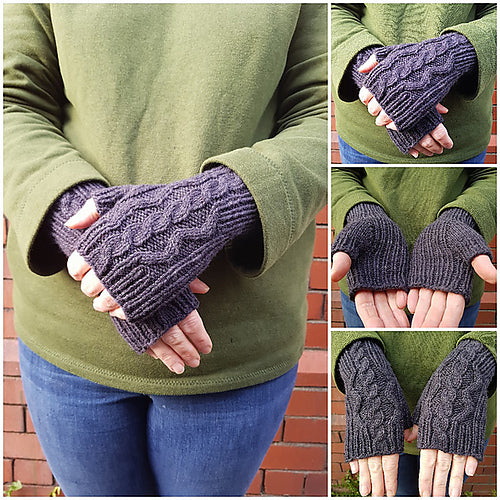 Ash Path Mitts