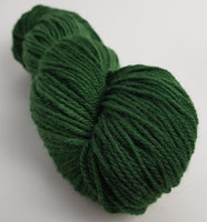 Fforest hand dyed Welsh DK yarn, Welsh Mule and Welsh Bluefaced Leicester