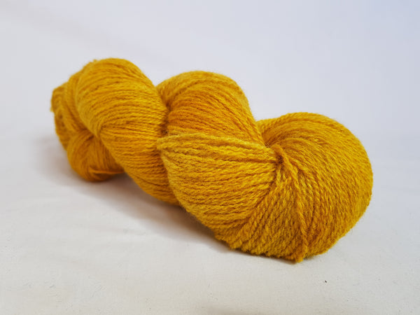DK yarn miniskein, 20g, hand dyed Welsh Mule and Welsh Bluefaced Leicester yarn