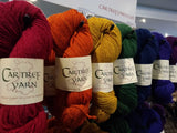 PREORDERS: Hand dyed Welsh DK yarn, Welsh Mule and Welsh Bluefaced Leicester