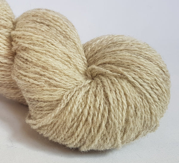 Naturiol hand dyed Welsh 4ply yarn, Welsh Mule and Welsh Bluefaced Leicester