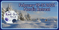 Knit-Tea Retreat - February 19-21 - Nordic Edition!