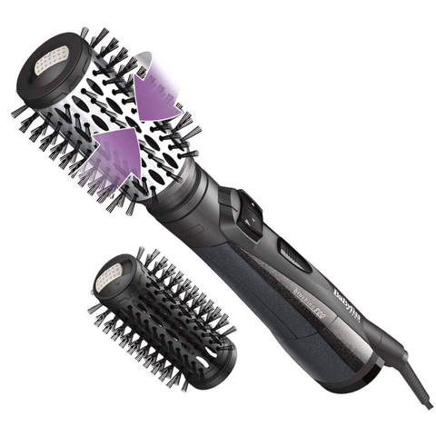 BaByliss AS551E Hair Rotating Brush Curler