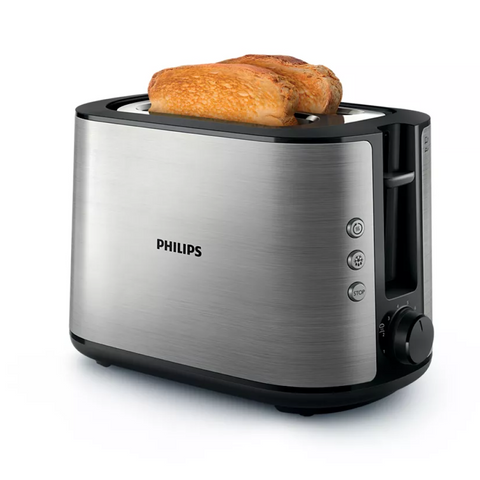 Philips HD2650/90 Viva Collection 2-Slice Toaster