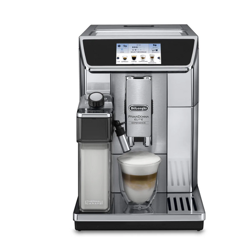 DeLonghi Primadonna ECAM650.85 MS Fully Automatic Coffee Machine