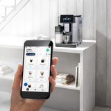 DeLonghi PrimaDonna Soul ECAM610.75.MB Fully Automatic Coffee Maker with Mobile App Control