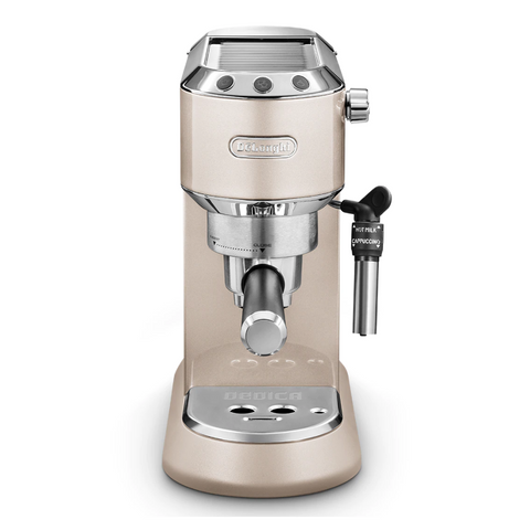 DeLonghi EC785.BG Dedica Metallics Pump Espresso Coffee Machine
