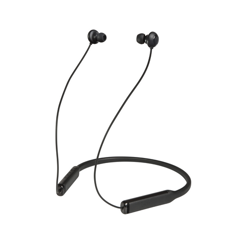 Jam Contour HX-EP750BK Active Noise Cancelling Wireless Bluetooth Earphones, Black