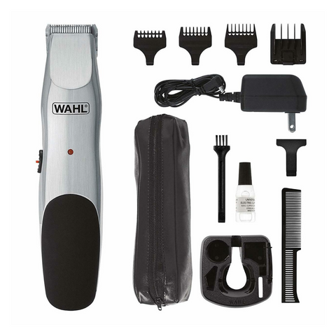 Wahl 9918-1416 Groomsman Wired and Battery Powered Beard Trimmer