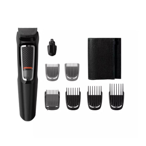 Philips MG3730/15 Series 3000 8-in-1 Face and Hair Multigroomer