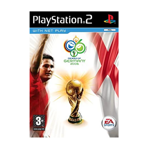 FIFA World Cup Germany 2006 - PS2