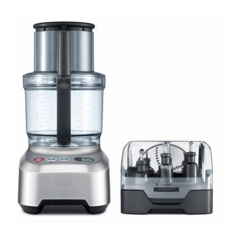 Sage BFP800UK the Kitchen Wizz Pro Food Processor, Silver