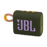 JBL GO 3 Portable Waterproof Wireless Bluetooth Speaker with Speakerphone, Green