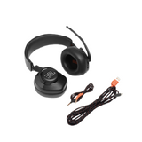 JBL Quantum 400 USB Over-Ear Gaming Headset with Game Chat Dial