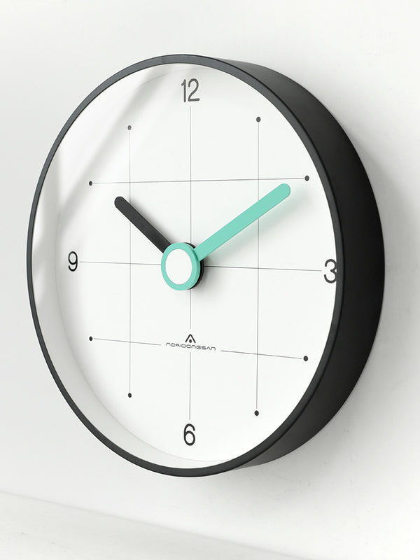 Nordic Creative Fashion Personality Wall Clock