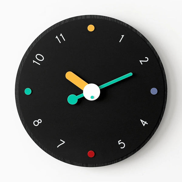 Creative Artistic Simple Household Wall Clock