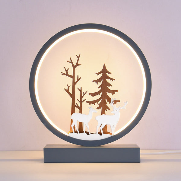 Northern Europe Creative Desk Lamp