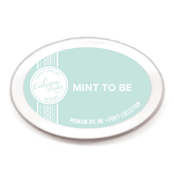 Mint To Be - Catherine Pooler Premium Dye Ink