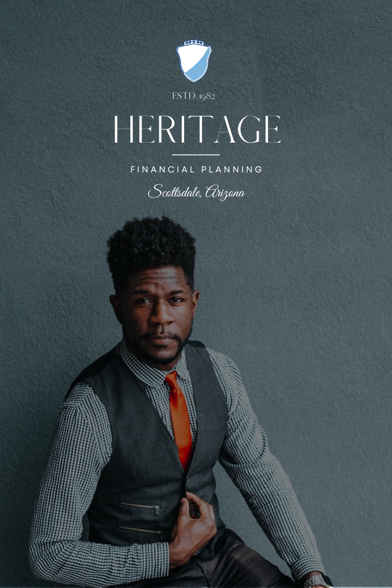 Heritage Brand Box | Customizable Canva Template