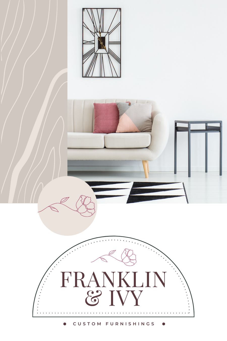 Franklin & Ivy Brand Box | Customizable Canva Template