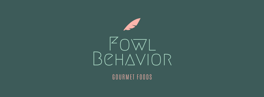 Fowl Behavior Social Media Pack | Customizable Canva Template
