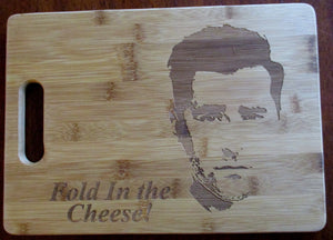 Custom Bamboo Cutting Boards Small Moira Rose David Rose Schitt's Creek Walter White Breaking Bad Let's Cook