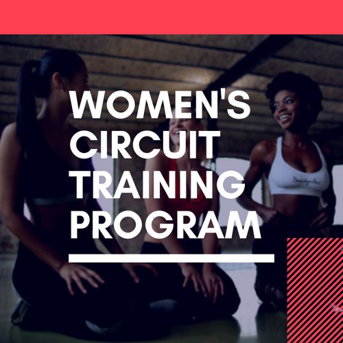 Women's Circuit Training Program (6 Weeks)