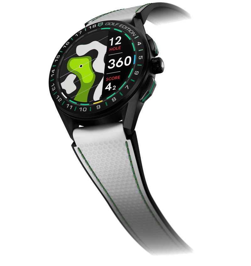 "TAG Heuer Connected ""Golf Edition"""