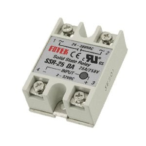 Solid State Relay DC to AC