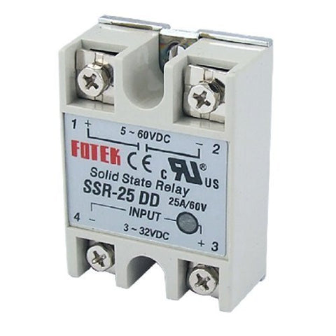 Solid State Relay DC to DC