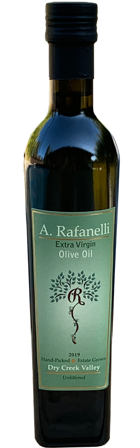 2019 A. Rafanelli Extra Virgin Olive Oil
