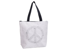 Laden Sie das Bild in den Galerie-Viewer, Washed Craft Paper Bag - World Peace