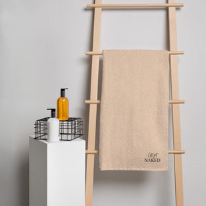 Let's Get Naked | Turkish Cotton Towel