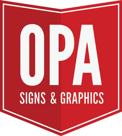 OPA Signs