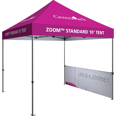 10ft Standard Popup Tent Kit