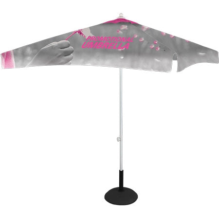 Outdoor Cafe Umbrella With Base