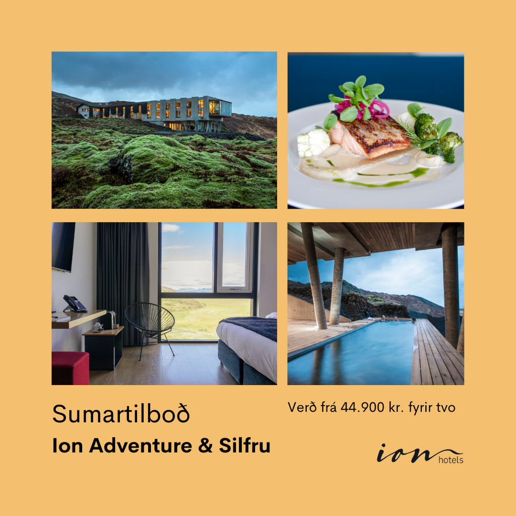 Sumartilboð ION Adventure